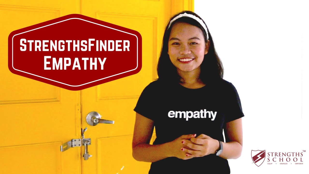 StrengthsFinder 'Empathy' Talent Theme