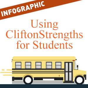 [INFOGRAPHIC] Why Use CliftonStrengths for Students